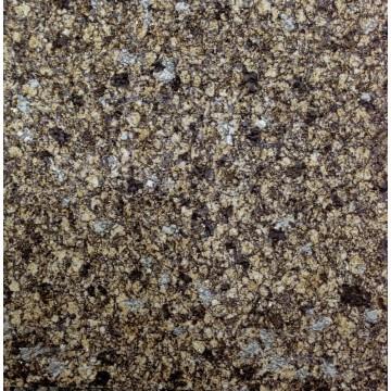 Andre Kim 1001-1 Kabartmalı Simli Mantar Duvar Kağıdı