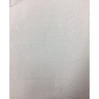 Boyanabilir 6556 Modern Kareli Duvar Kağıdı