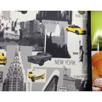 Andre Kim 764-1 3D Pop Art Desenli Duvar Kağıdı