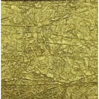 Andre Kim 808-7 Koyu Altın Kendinden Desenli Duvar Kağıdı