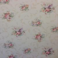 Zambaiti parati 55410 çiçek desenli ithal duvar kağıdı