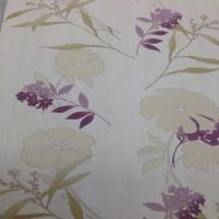 Zambaiti parati 52881 çiçek desenli italyan duvar kağıdı