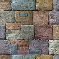 Dekor Vision 206-A Taş Desenli Duvar Kağıdı