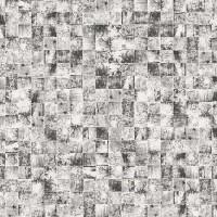 Novelty 11132-4 Küçük Küçük Kareli Eskitme Duvar Kağıdı