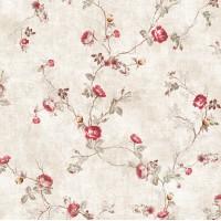 Design Plus 13131-3 Çiçekli Desen Duvar Kağıdı