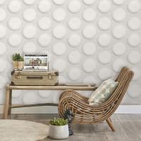 Design Plus 13151-1 3D Desenli Duvar Kağıdı