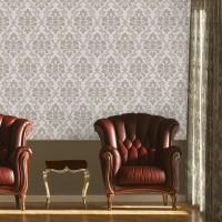 Design Plus 13191-1 Damask Desenli Duvar Kağıdı