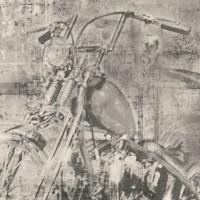 Freedom 14247-2 Duvar Kağıdı Motosiklet Desen