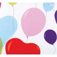 Kids Dream 6105 Renkli Balon Desenli Duvar Kağıdı