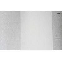 By Project 1334 Gri Beyaz Çizgili Duvar Kağıdı