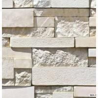 G-Stone 9624-2 Taş Desenli 3D Kampanyalı Duvar Kağıdı