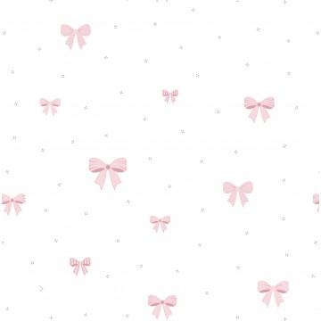 Milky Baby 415-1 Kurdela Desenli Duvar Kağıdı