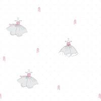 Milky Baby 416-1 Gelin Figürlü Çocuk Odası Duvar Kağıdı