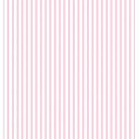 Milky Baby 425-3 Pembe Düz Çizgili Duvar Kağıdı