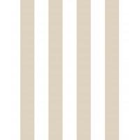 Milky Baby 430-4 Bej Çizgili Duvar Kağıdı