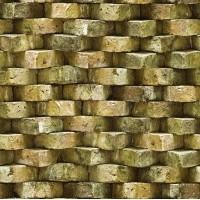 Esmeralda 5655 Duvar Kağıdı 3D Taş Desenli
