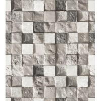 Esmeralda 5680 Duvar Kağıdı 3D Patlatma Taş