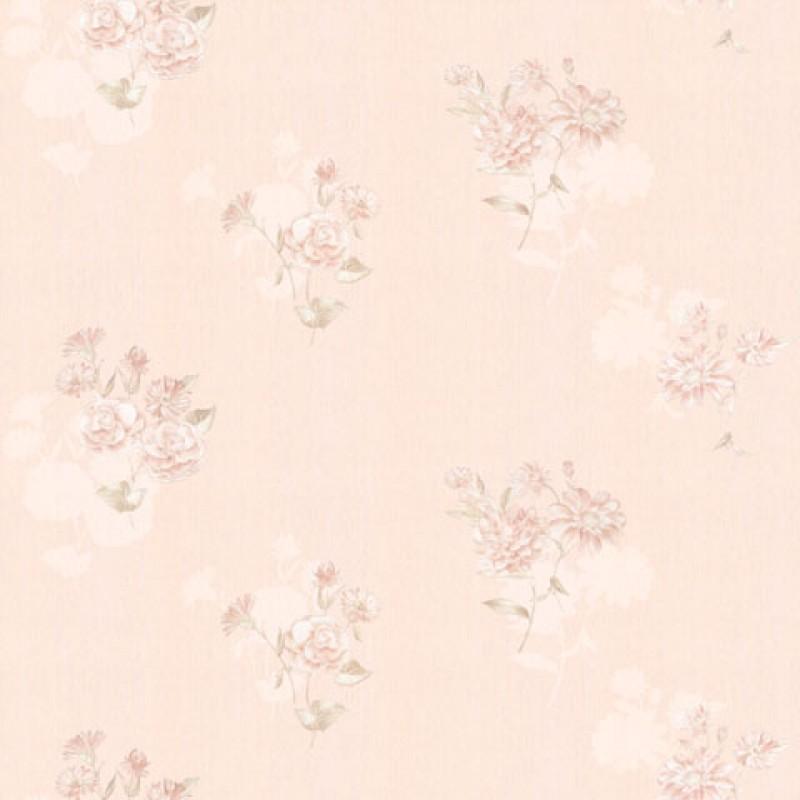 Space Çiçekli Duvar Kağıdı 2031-2