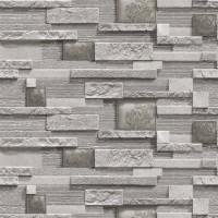 Casa Bene (2) 2520-2 Tuğlalı Duvar Kağıdı İthal