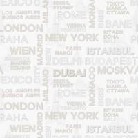 Casa Bene (2) 2522-1 İthal Pop Art Duvar Kağıdı