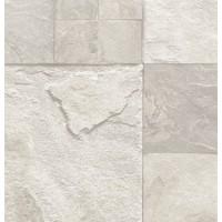 Natural 87001-1 Parçalı Taş Desenli Duvar Kağıdı İthal