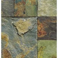 Natural 87001-3 Doğal Parça Taşlı İthal Duvar Kağıdı