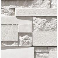 Natural 87003-1 3D Taş Desenli Duvar Kağıdı İthal