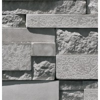 Natural 87003-4 3D Taş Desen Duvar Kağıdı