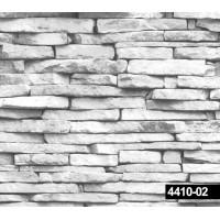 Crown 4410-02 Taş Görünümlü Duvar Kağıdı