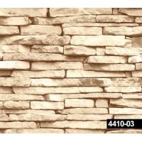 Crown 4410-03 Taş Desen Duvar Kağıdı