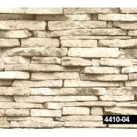 Crown 4410-04 Taşli Duvar Kağıdı