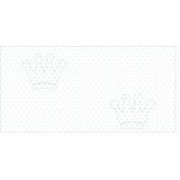 Decokids 1105-03 Çocuk Odası Yıldızlı Duvar Kağıdı Taç