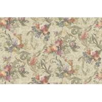 Alta Classe 81816 Çiçek Desenli Duvar Kağıdı