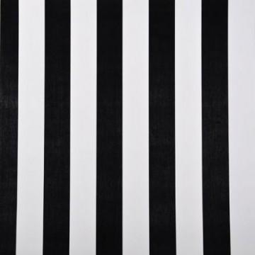 Black&Gold 10120 Siyah Beyaz Çubuklu Duvar Kağıdı