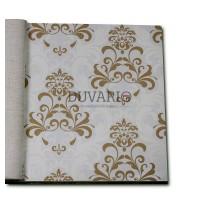 Forever 14910 Damask Desenli Yerli Duvar Kağıdı Nonwoven