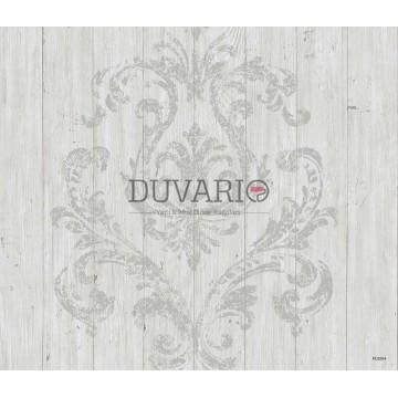 Facade FC2204 Damask Desenli Ahşap Duvar Kağıdı