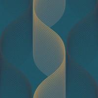 Casa Bene (3) 2531-4 3D Soyut Desen Duvar Kağıdı