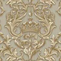 Casa Bene (3) 2574-2 3D Damask Desenli Duvar Kağıdı