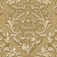 Casa Bene (3) 2574-3 3D Damask Desenli Duvar Kağıdı