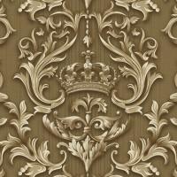 Casa Bene (3) 2574-5 3D Damask Desenli Duvar Kağıdı