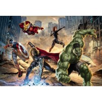 Komar Marvel 8-432 Duvar Posteri