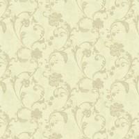 Larte 310-3 Çiçek Motifli Duvar Kağıdı