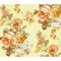 Larte 315-1 Çiçek Desenli Duvar Kağıdı