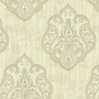 Larte 319-2 Damask Desenli Duvar Kağıdı