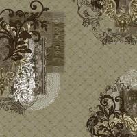 Larte 320-2 Damask Desenli Duvar Kağıdı