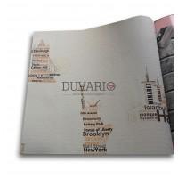 Objet 3101-1 Pop Art Duvar Kağıdı