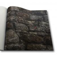 Objet 3106-3 Taş Desen Duvar Kağıdı