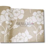 Design Time 1103 Çiçek Desenli Yerli Duvar Kağıdı