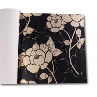 Design Time 1109 Çiçek Desen Yerli Duvar Kağıdı