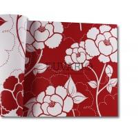 Design Time 1112 Çiçekli Duvar Kağıdı Yerli